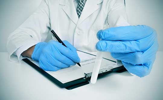 Semen-Analysis-Conducted-to-Determine-the-Cause-of-Male-Infertility