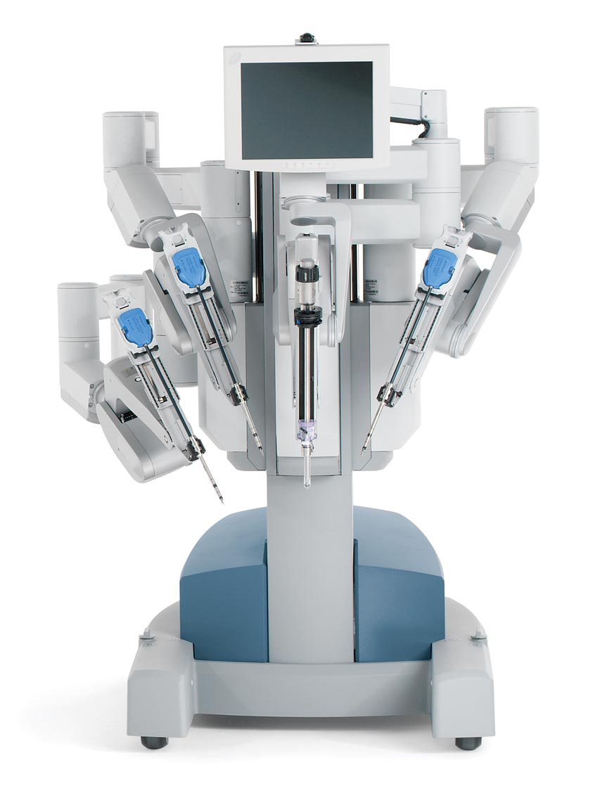 Robotic Cardiac Surgery System